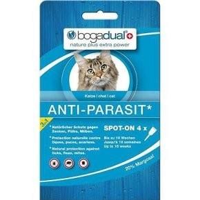 Bogadual Anti-Parasit Spot-on Katze 0.75 ml