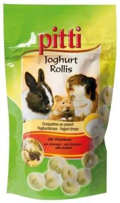 Pitti Joghurt Rollis  75 g