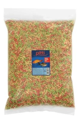 Pitti Teich-Sticks Mix 3farbig 1.60 kg