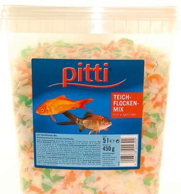 Pitti Teichflocken Mix 450 g