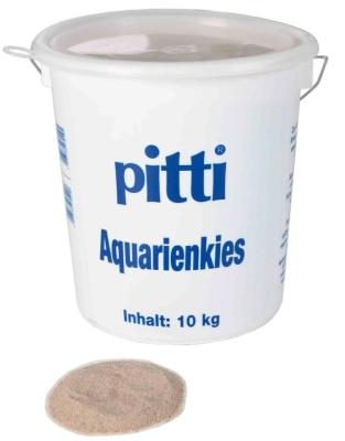Pitti Aquarienkies Größe 0 Size 0  10 kg
