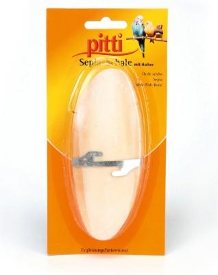 Pitti Sepia-Schale mit Halter