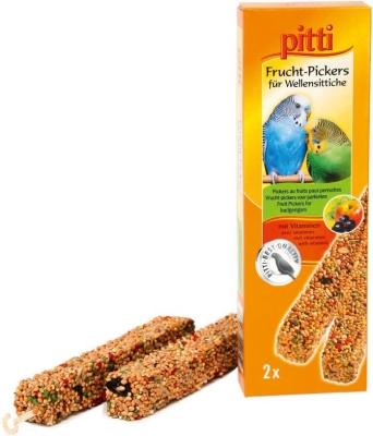 Pitti Frucht-Pickers für Wellensittiche  2Stück