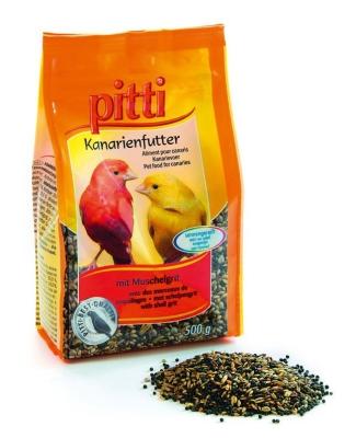 Pitti Kanarienfutter  500 g