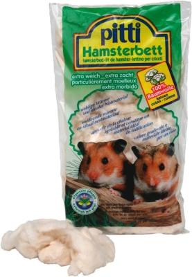 Pitti Hamsterbett Beige