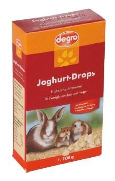 Degro Joghurt-Drops  100 g