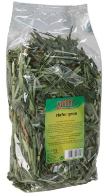 Pitti Hafer grün  125 g