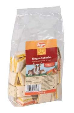 Degro Nager-Toasties  200 g