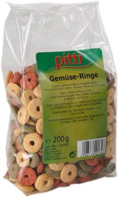 Pitti Gemüse-Ringe  200 g