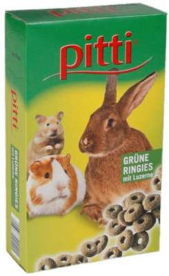 Pitti Grüne Ringies  250 g