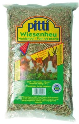 Pitti Wiesenheu gepresst 1 kg