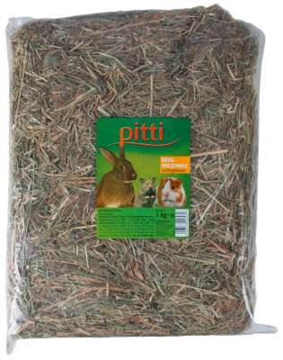 Pitti Heu mit Ringelblumen 1 kg