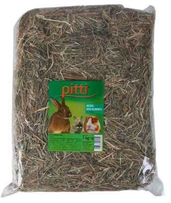 Pitti Heu mit Minze 1 kg
