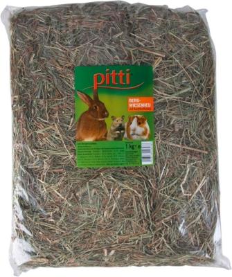 Pitti Heu mit Karottenflocken 1 kg
