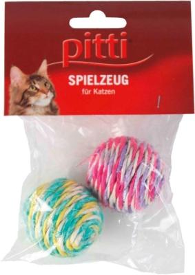 Pitti Sisalball Verschiedenfarbig