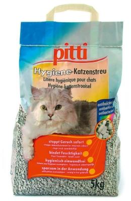 Pitti Hygiene-Katzenstreu 5 kg