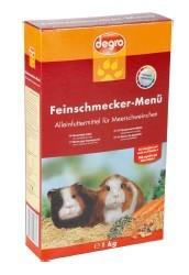 Degro Feinschmecker-Menü für Meerschweinchen  2.5 kg, 1 kg