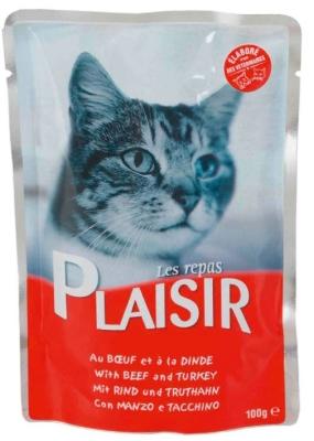 Plaisir Rind & Truthahn 100 g
