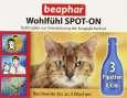 Beaphar No Stress Spot On gatto  3x0.4 ml