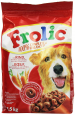 Frolic Complete & Balanced with Beef, Carrots and Corn 1.5 kg