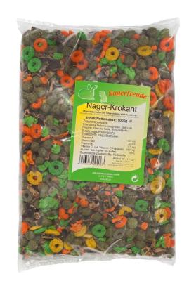 Nagerfreude Nager-Krokant  1 kg
