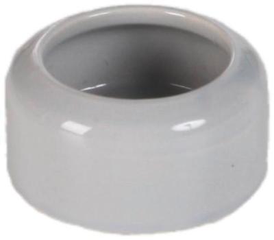 Pitti Steintrog 125 ml Grau