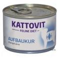 Aufbaukur (Convalescence)  175 g van Kattovit Feline Diet