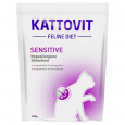 Kattovit Feline Diet Sensitive 400 g - Alimento sem peixe para gatos