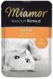 Miamor Ragù Royal Tacchino 100 g - Cibo senza conservanti per gatti