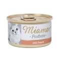 Fleischpastete Faisão por Miamor 85 g