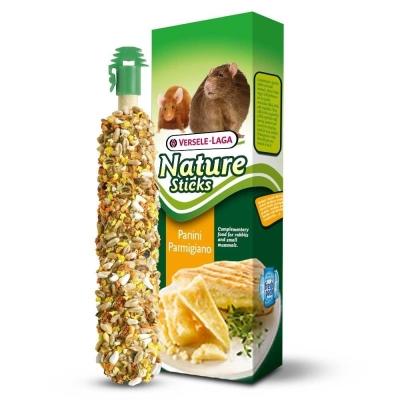 Versele Laga Nature Sticks Parmezan Panini-Allesfresser  80 g