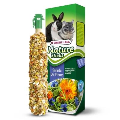 Versele Laga Nature Sticks Flower Salad-Pflanzenfresser  80 g