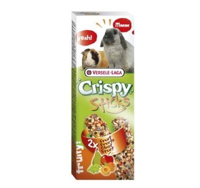 Versele Laga Crispy Sticks Kaninchen-Meerschweinchen Obst  110 g