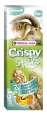 Versele Laga Crispy Sticks per Criceti e scoiattoli Frutta Esotica 2 pz  economico
