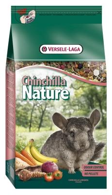 Versele Laga Chinchilla Nature  750 g, 2.5 kg, 10 kg