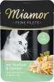 Feine Filets Pouchbeutel Thunfisch & Gemüse Miamor 100 g