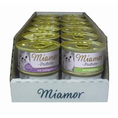 Miamor Pastete Sortimentskarton 24x85 g