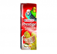 Versele Laga Prestige Sticks Budgies Eggs & Oyster shells 2 pcs  60 g