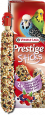 Prestige Sticks Perruches Fruits des Bois 2 p. Versele Laga 60 g