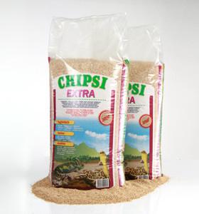 Chipsi Extra Small (Exotenstreu) 3.2 kg