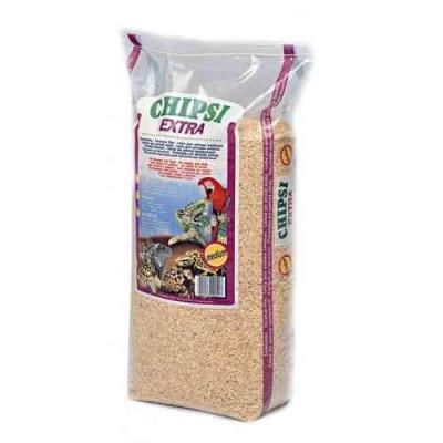 Chipsi Extra Medium (Exotenstreu) 3.2 kg