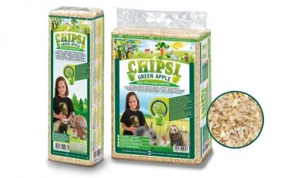 Chipsi Späne Green Apple 1 kg