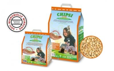 Chipsi Ultra Nagergranulat 4.5 kg