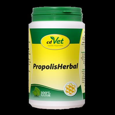 cdVet PropolisHerbal  Vastustuskykyä vahvistava Lisäravinne  15 g