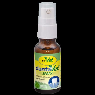 cdVet DentaVet Spray 20 ml