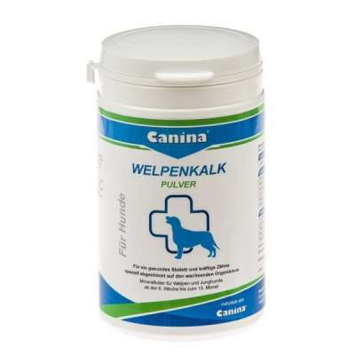 Canina Pharma Welpenkalk Powder 300 g