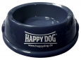 Happy Dog Large bowl, blue  Marine blå