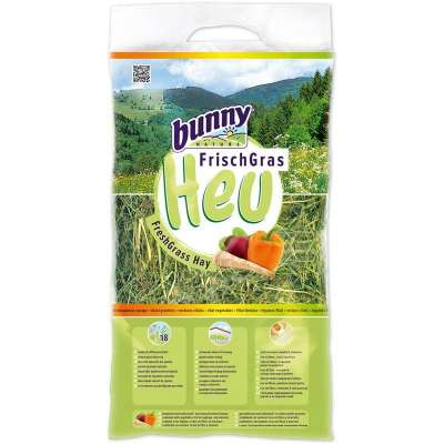 Bunny Nature FreshGrass Hay Vital-Vegetables 500 g