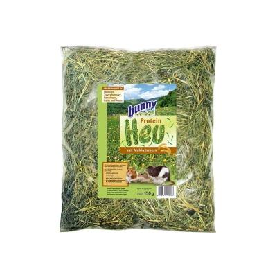 Bunny Nature Protein-Heu mit Mehlwürmern 150 g
