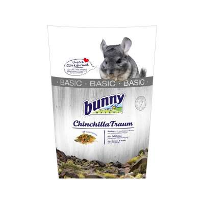 Bunny Nature ChinchillaTraum Basic  600 g, 3.2 kg, 1.2 kg